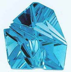 Beryl is one of the most important gem minerals. Beryl is colorless in pure form; it is the many different impurities that give beryl its varied coloration. Without these splendid color varieties, beryl would be a rather ordinary gemstone with only average fire and brilliance. Aquamarine is the blue variety of beryl.