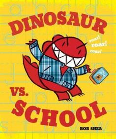 Thursday, June 12 and Saturday, June 14, 2014. Fearless Dinosaur takes on new challenges as he starts preschool, from meeting new friends to pasting glitter and googly eyes, but one task requires assistance from everyone.