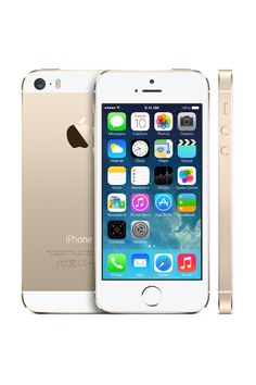 Iphone 5s, the gold one <3 can't wait!!!