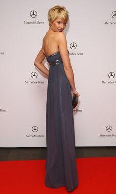 Lena Gercke 15th AIDS Gala | Lena Gercke Model Lena Gercke attends the 15th AIDS Gala at the ...