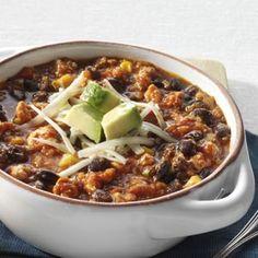 Quinoa Turkey Chili Recipe