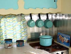 61 Shasta Compact Kitchen