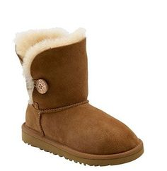 UGG® Australia 'Bailey Button' Boot (Walker, Toddler, Little Kid & Big Kid) available at #Nordstrom