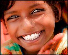 Uno Splendido sorriso por augurarvi buona giornata!
