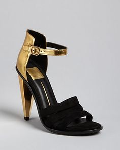 Dolce Vita - Strappy Evening Sandals - Neci High Heel | Bloomingdale's