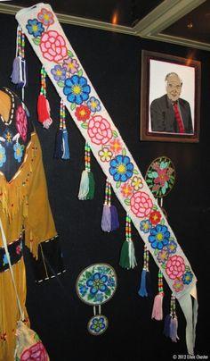 With My Needle: Alaskan Beadwork