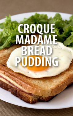 The Chew hosted a breakfast battle, and Michael Symon cooked up this French-inspired Croque Madame Bread Pudding Recipe, which was the audience favorite. http://www.recapo.com/the-chew/the-chew-recipes/chew-breakfast-michael-symon-croque-madame-bread-pudding-recipe/