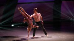 Zack Everhart and All-Star Amy Yakima perform a Contemporary routine choreographed by Sonya Tayeh. See more: http://fox.tv/1vlpwSn