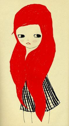 Redhead!