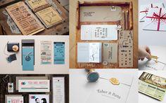 Diseños de tarjetas para las invitaciones