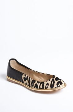animal print flat #TheCroods