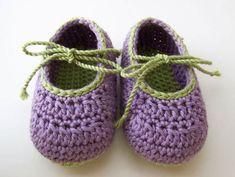 How to Block Crochet Booties  ❥ 4U // hf