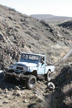 Land Cruiser truck