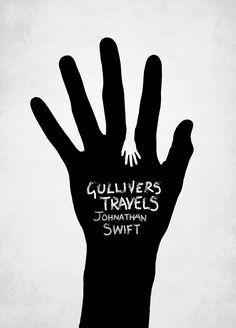 Gullivers black hand