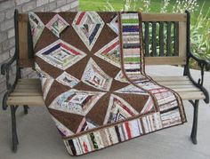 Selvage quilt
