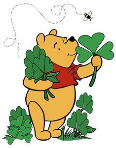 St. Patrick's Pooh