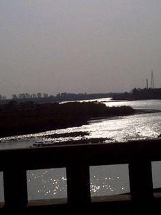 (Sutlej River) Punjab, India - 2012