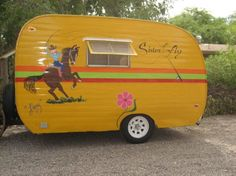 vintage trailers, campers, vintag travel, vintage travel trailers, photo galleries, vintag trailer, the road, vintag camper, fly fishing