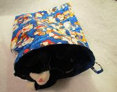 Crinkly Cat Play Bag