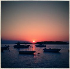 *un'estate al mare* tramonto salentino | *summer at sea* Salento sunset @ Porto Cesareo, Lecce #Puglia