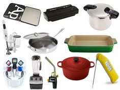 Gift Guide: High End Kitchen Tools