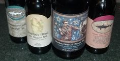 Dogfish Head  60, 75, 90, 120 Minute IPAs