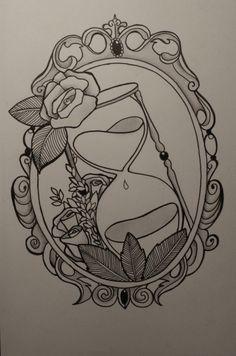 deviantART: More Like Framed cat tattoo by ~jllvr
