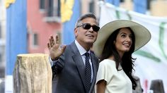 What's in a name? Amal Alamuddin returns to work as Mrs. Clooney