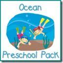 Ocean Preschool Pack from @Jolanthe