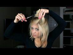 ▶ DIY: At Home Soft Long Layer Haircut - YouTube