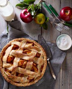 Salted Caramel Apple Pie - Williams Sonoma