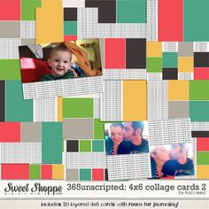 Project Life Downloads...even more template loving!
