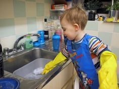 I DO It Myself, Mommy! Six ways too foster Toddler Independence (Without Losing Your Mind)