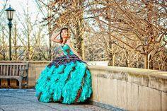 Vestido de quince - Quinceañera dress