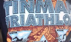 Tinman Triathlon July 29, 2012 750 meter swim, 25 mile bike, 6.2 mile run; a different kind of yellow brick road!