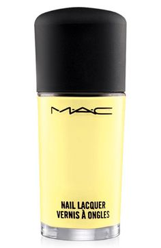 MAC Beth Ditto Nail Lacquer in Near Beth Experience