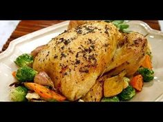 Gordon Ramsay Roast Chicken - YouTube