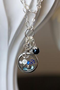 Origami Owl Lockets. Another gift from Dave. Love changing out the charms for holidays.