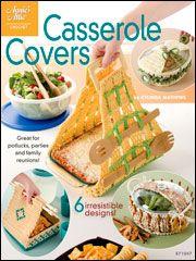 craft, crochet, casserol cover, yarn, pattern book
