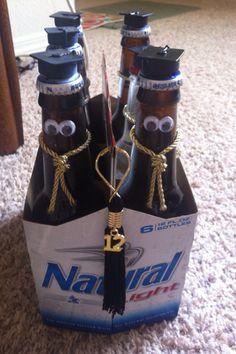 Graduation gag gift for a Frat boy