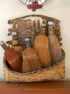 Whisk brooms - Notforgotten Farm