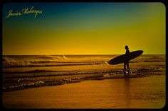 Surf's up, Necochea, Argentina