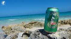 Sand Beer in the Bahamas. #Caribbean