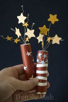 Then she made...: Then She Made ... 4th of July crafts