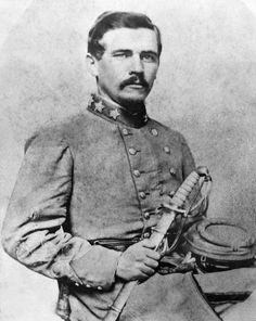 general micah jenkins | South Carolina's youngest general, Citadel graduate Micah Jenkins ...