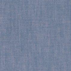 Blue Chambray fabric