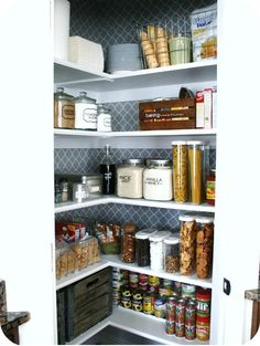 Spice up the pantry!