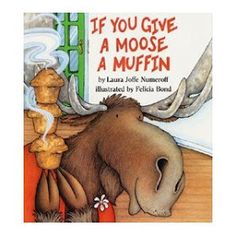 The Domestic Notebook: Preschool Co-Op: If You Give a Moose a Muffin