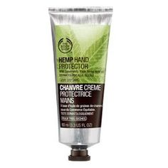 The Body Shop Hand Protector, Hemp, 3.3 Fluid Ounce