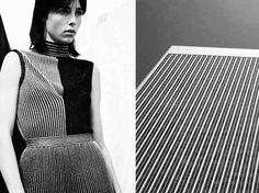 Linear building and Proenza Schouler SS14. http://www.dazeddigital.com/fashion/article/17121/1/proenza-schouler-ss14